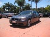 2008 Sparkling Graphite Metallic BMW 3 Series 328i Sedan #30543796