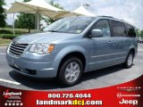 2010 Clearwater Blue Pearl Chrysler Town & Country Touring #30543961