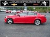 2009 Liquid Red Pontiac G8 GT #30598809