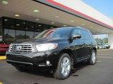 2010 Black Toyota Highlander Limited #30598734