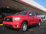 2010 Radiant Red Toyota Tundra SR5 Double Cab #30598737