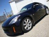 2004 Super Black Nissan 350Z Enthusiast Coupe #30598545