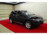 2009 Super Black Nissan Murano SL #30598617