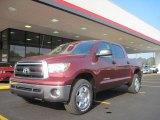 2010 Salsa Red Pearl Toyota Tundra TRD CrewMax 4x4 #30598739