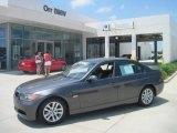 2007 Sparkling Graphite Metallic BMW 3 Series 328i Sedan #30598753