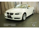 2007 Alpine White BMW 3 Series 328i Convertible #30598552