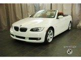 2008 Alpine White BMW 3 Series 328i Convertible #30598554