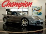 2008 Meteor Grey Metallic Porsche 911 Turbo Coupe #30598568