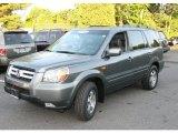 2007 Nimbus Gray Metallic Honda Pilot EX-L 4WD #30598591