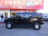 2003 Black Hummer H2 SUV #30616562