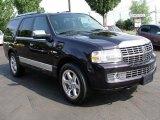 2007 Black Lincoln Navigator Luxury 4x4 #30616951