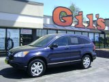 2007 Royal Blue Pearl Honda CR-V EX 4WD #30616291