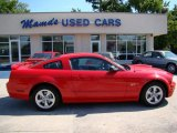 2007 Torch Red Ford Mustang GT Premium Coupe #30616631