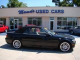 2006 Jet Black BMW 3 Series 330i Convertible #30616633