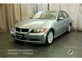 2007 Arctic Metallic BMW 3 Series 328xi Sedan #30615990