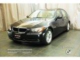 2008 Monaco Blue Metallic BMW 3 Series 328xi Sedan #30615991