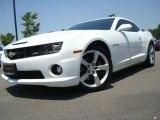 2010 Summit White Chevrolet Camaro SS Coupe #30616323