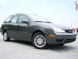 2005 Liquid Grey Metallic Ford Focus ZXW SES Wagon #30616046