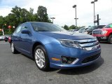 2010 Sport Blue Metallic Ford Fusion SEL #30616359