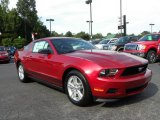 2011 Red Candy Metallic Ford Mustang V6 Coupe #30616363