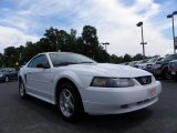 2003 Oxford White Ford Mustang V6 Coupe #30616364