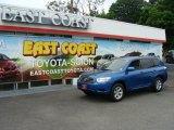2008 Blue Streak Metallic Toyota Highlander 4WD #30616387