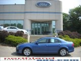 2010 Sport Blue Metallic Ford Fusion SE #30616088