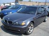 2003 Steel Grey Metallic BMW 3 Series 325i Sedan #30616770