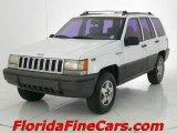 1994 Jeep Grand Cherokee Stone White