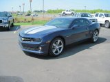 2010 Imperial Blue Metallic Chevrolet Camaro SS/RS Coupe #30616802