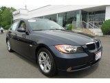 2008 Jet Black BMW 3 Series 328xi Sedan #30616128