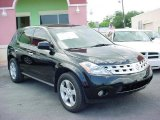 2003 Super Black Nissan Murano SL AWD #30616833