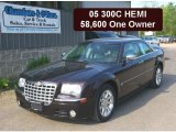 2005 Deep Lava Red Pearl Chrysler 300 C HEMI #30616475