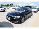 2007 Jet Black BMW 3 Series 328i Coupe #30616852