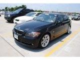 2007 Jet Black BMW 3 Series 335i Sedan #30616854