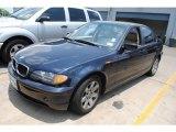 2004 Orient Blue Metallic BMW 3 Series 325i Sedan #30616861