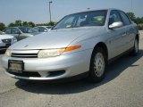 2001 Bright Silver Saturn L Series L200 Sedan #30616143