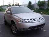 2003 Polished Pewter Metallic Nissan Murano SL AWD #30617150