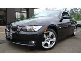 2008 Jet Black BMW 3 Series 328xi Coupe #30616494