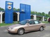 1997 Light Saddle Metallic Ford Taurus LX #30616198