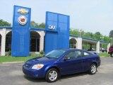 2007 Pace Blue Chevrolet Cobalt LS Coupe #30616204