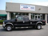 2004 Black Ford F250 Super Duty FX4 SuperCab 4x4 #30722789