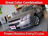 2008 Amber Bronze Metallic Chevrolet Malibu LT Sedan #30722688