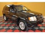 2002 Black Jeep Grand Cherokee Limited 4x4 #30722857