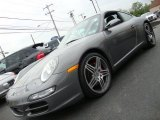 2008 Meteor Grey Metallic Porsche 911 Carrera 4S Coupe #30722606