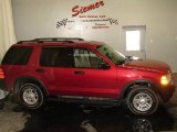 2003 Redfire Metallic Ford Explorer XLS 4x4 #3066765