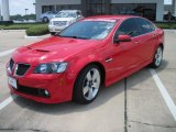 2009 Liquid Red Pontiac G8 GT #30746416