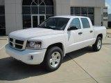 2010 Stone White Dodge Dakota Lone Star Crew Cab #30746428