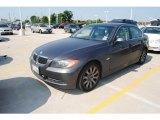 2007 Sparkling Graphite Metallic BMW 3 Series 335i Sedan #30752571