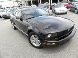2006 Black Ford Mustang V6 Premium Coupe #30752419